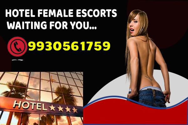 Mumbai female Escort Services in Hotel